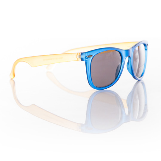 Gafas Sol Niño Silver