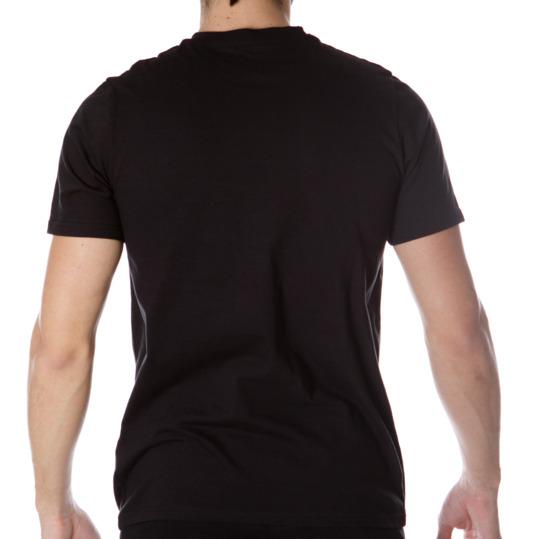 Camiseta UP Stamps Negro Hombre