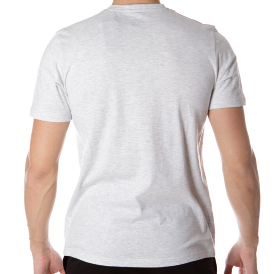 Camiseta UP Stamps Gris Hombre