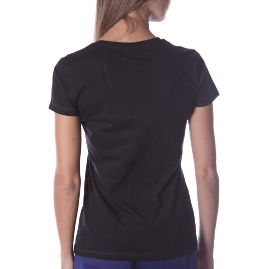 Camiseta Moda PUMA Fun Sp Negro Mujer