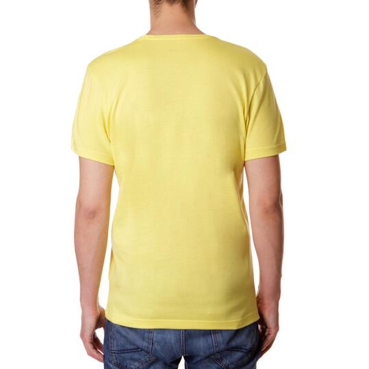 Camiseta Moda ADIDAS 90s Amarillo Hombre