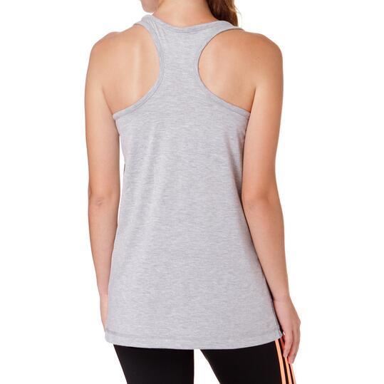 Camiseta Fitness ADIDAS Prime Tank Negro Mujer