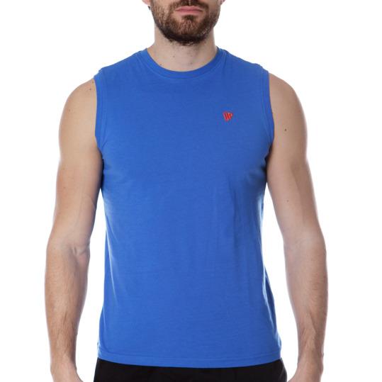 Camiseta UP Azul oscuro Hombre