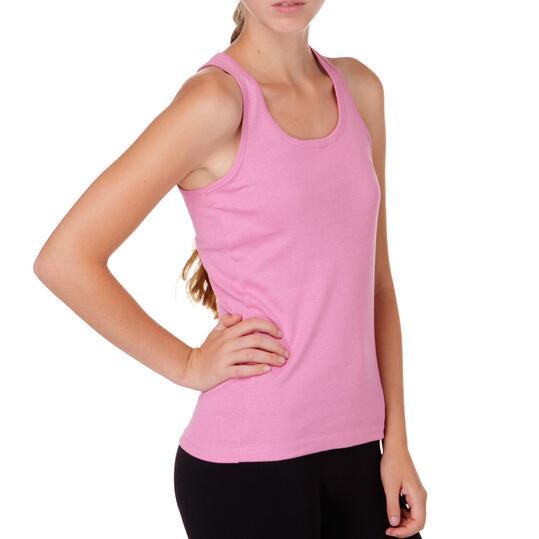Camiseta UP Mariposa Rosa Mujer