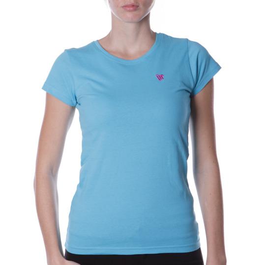 Camiseta UP Celeste Mujer