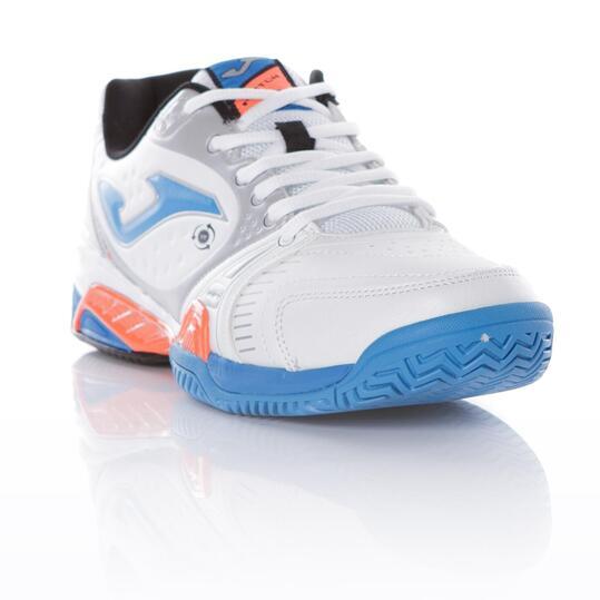 Zapatillas Tenis JoMA Match Blanco Hombre
