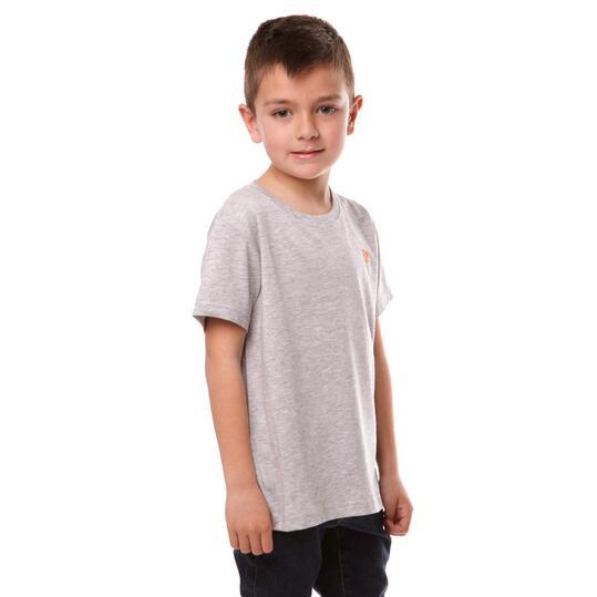 Camiseta UP Gris Niño (2-8)