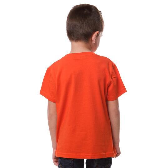 Camiseta UP Bsicos Rojo Niño (2-8)