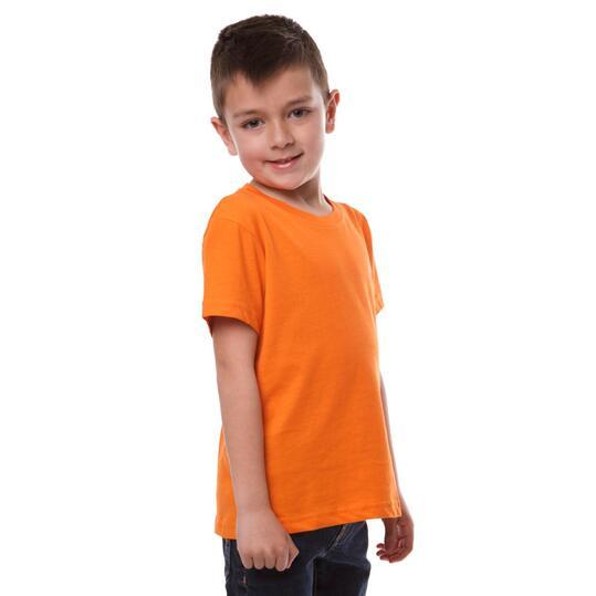 Camiseta UP Naranja Niño (2-8)