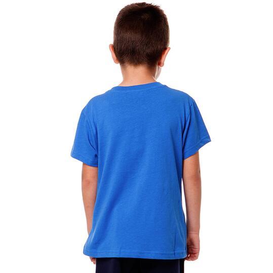 Camiseta UP Bsicos Azul Niño (2-8)