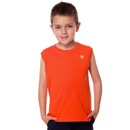 Camiseta UP Rojo Niño (2-8)