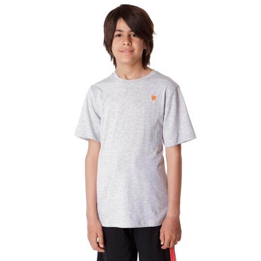 Camiseta UP Gris Vigoré Niño