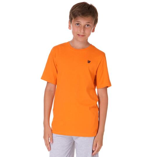 Camiseta UP Naranja Niño