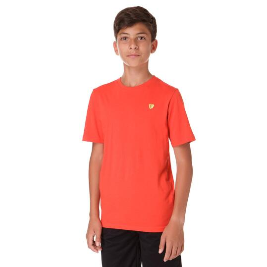Camiseta UP Rojo Niño