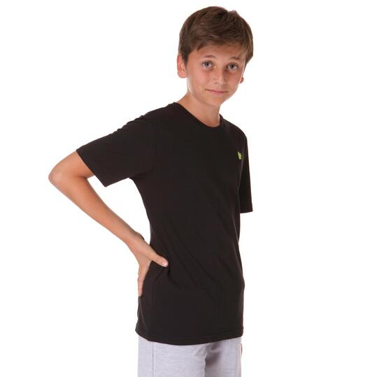 Camiseta UP Negro Niño