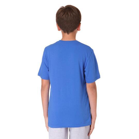 Camiseta UP Azul Niño