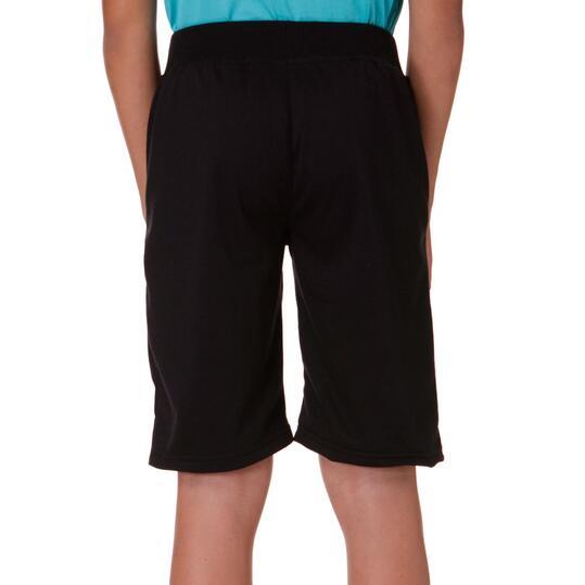 Short Moda UP Basic Negro Niño