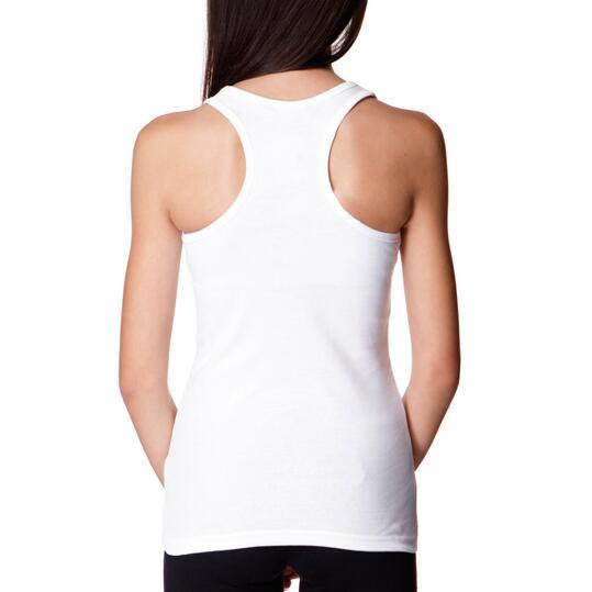 Camiseta UP Blanco Niña