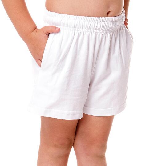 Pantalón UP Blanco Niña (2-8)