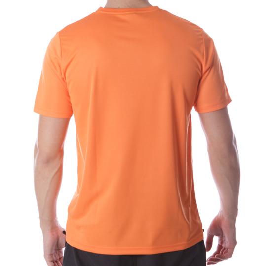 Camiseta Montaña BoRIKEN Naranja Hombre