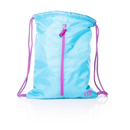 Gymsack UP Turquesa Mujer