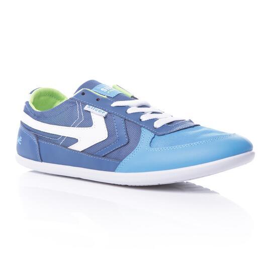 Zapatillas Moda SILVER Enjoy Azul Hombre