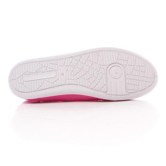 Zapatillas Casual SILVER ENJoY Mujer Fucsia