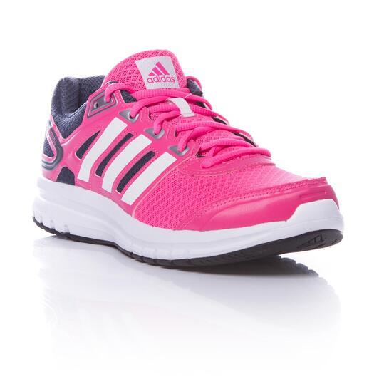 Zapatillas Running ADIDAS Duramo 6 Rosa Blanco Niña