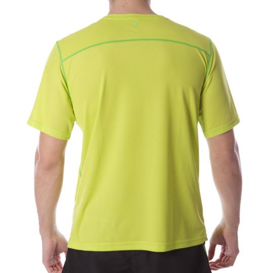Camiseta Tenis Manga Corta Hombre PRoToN Verde pistacho