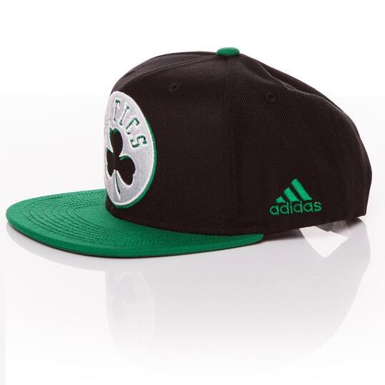Gorra ADIDAS NBA Celtics Negro