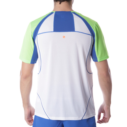 Camiseta Tenis PRoToN Blanco Hombre