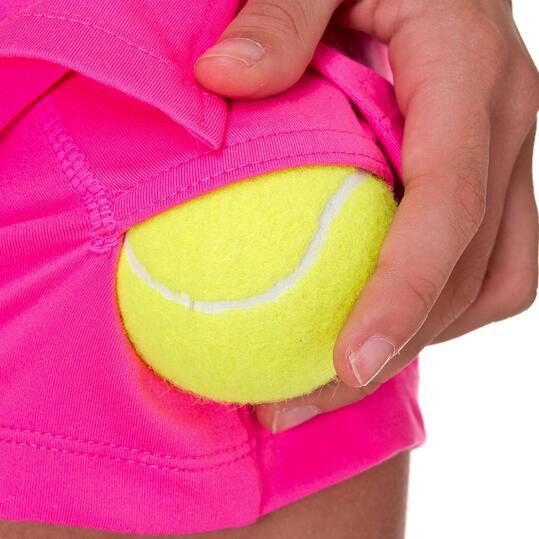 Falda pantalón Tenis Niña PRoToN Fucsia