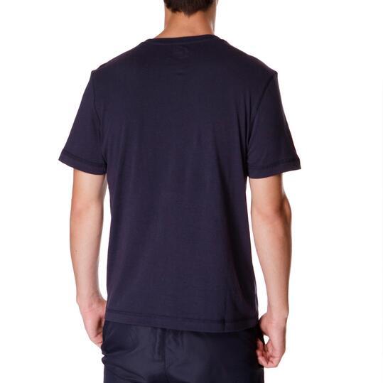 Camiseta Moda LoTTo Hayle Marino Hombre