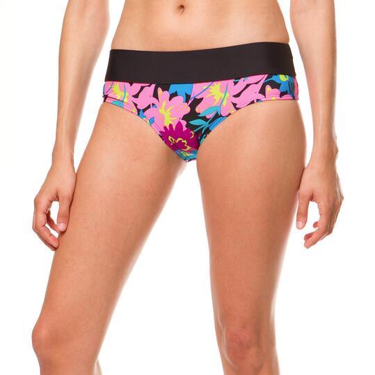 Braguita Bikini UP Culotte Floral Mujer