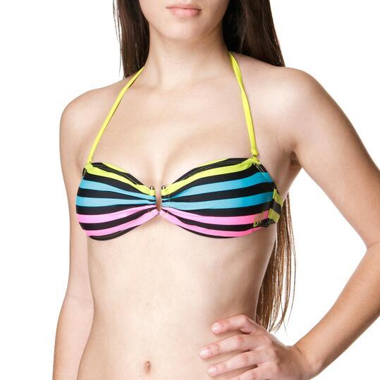 Sujetador Bikini UP Rayas Mujer