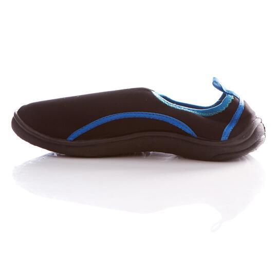 Aquashoes SILVER Negro Azul Niño (36-39)