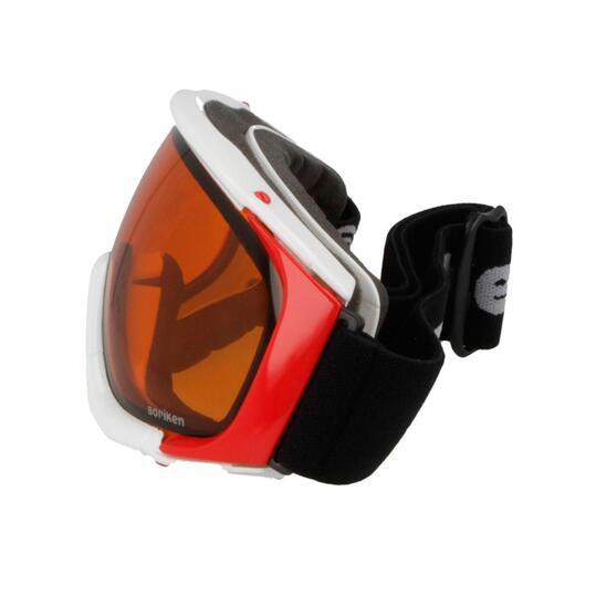 Gafas Ventisca BORIKEN Crozet Blanco Rojo Hombre