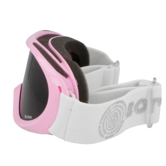 Gafas Ventisca BORIKEN Ordino Rosa Niña