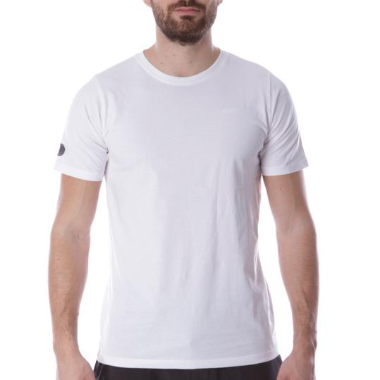 Camiseta Montaña BoRIKEN Blanco Hombre