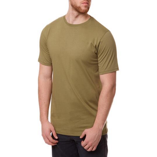 Camiseta Montaña BoRIKEN Kaki Hombre