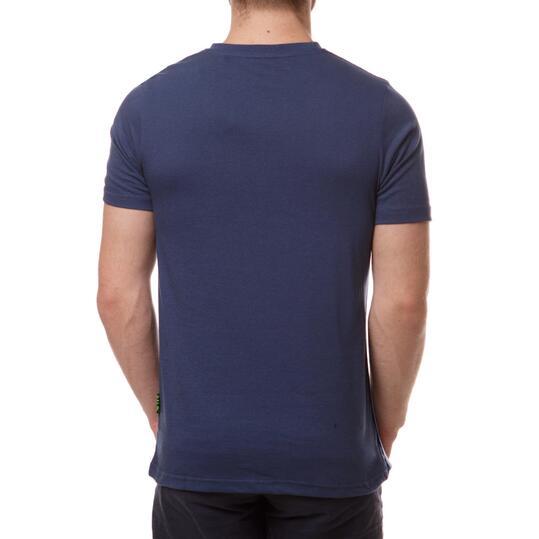 Camiseta Moda SILVER Bsicos Marino Hombre