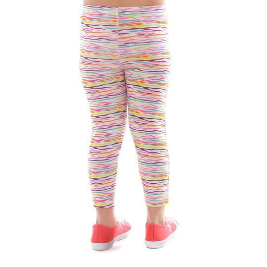 Mallas Moda SILVER Zebra Multicolor Niña (2-8)