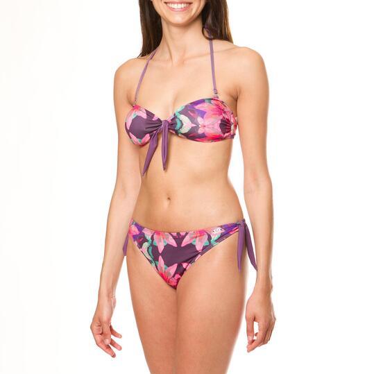 Bikini SILVER Morado Mujer