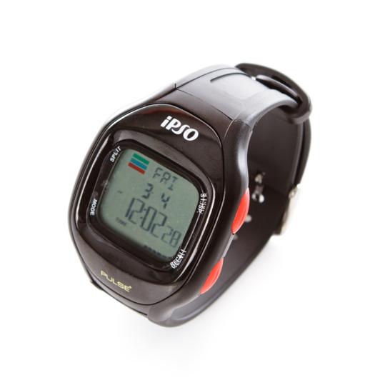 Pulsómetro Running IPSO Negro Unisex