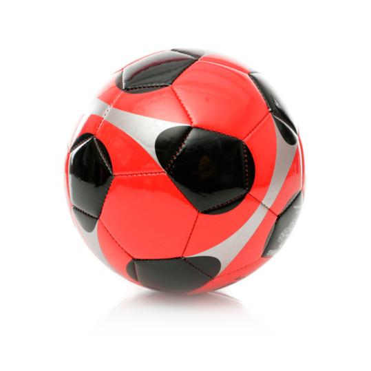 Minibalón Fútbol DAFoR T2 Rojo