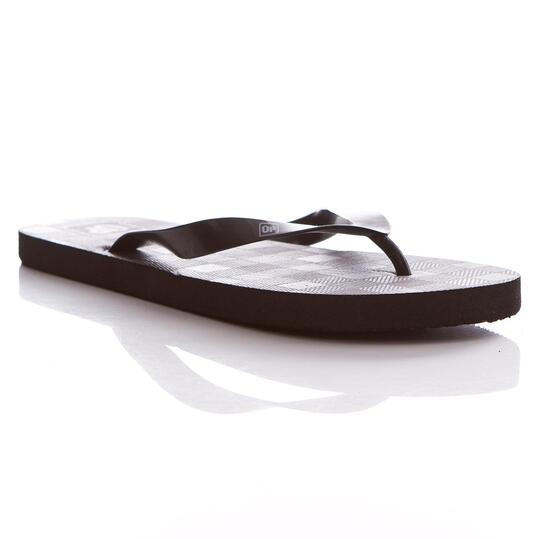 Chanclas Playa UP Negro Hombre