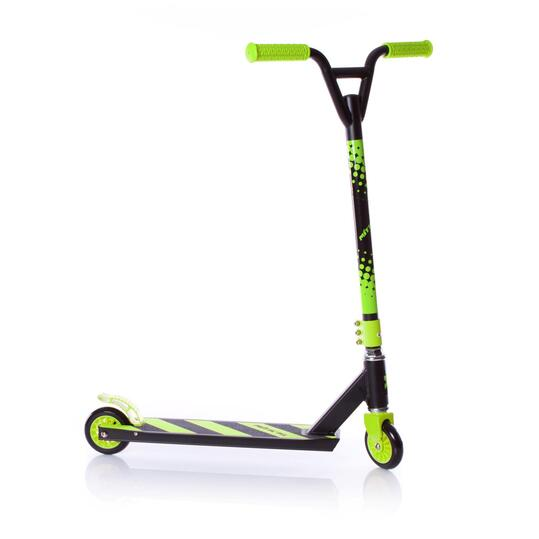 Patinete MÍTICAL Freestyle Scooter Amarillo