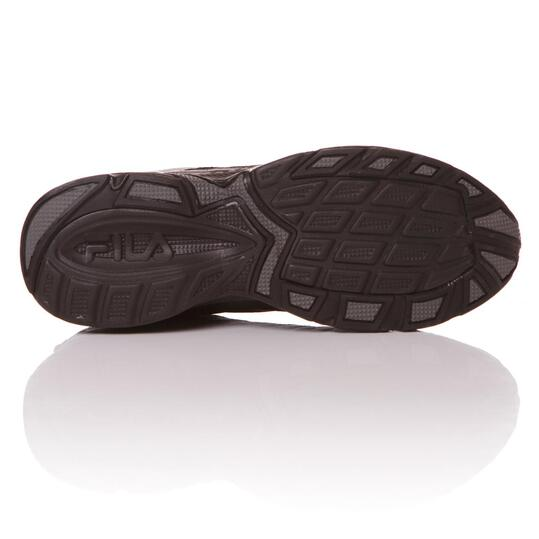 Zapatillas Running FILA Capture Negro Hombre