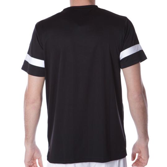 Camiseta Fútbol KELME Negro Hombre