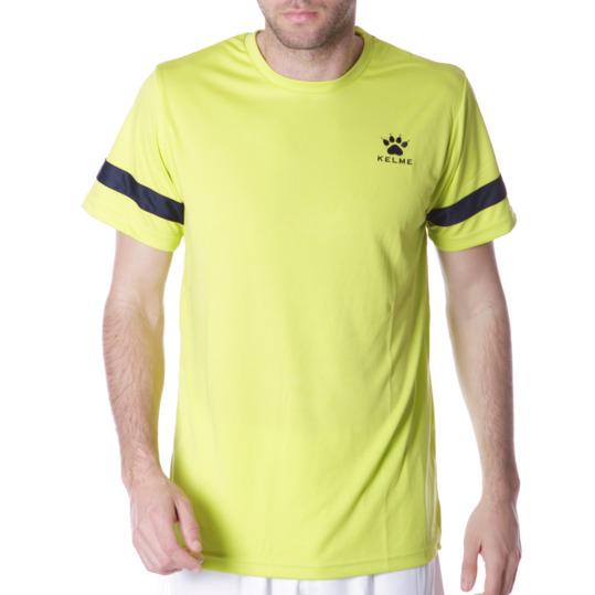 Camiseta Fútbol KELME Pistacho Hombre